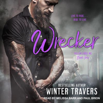 Wrecker Audiobook, by Winter Travers