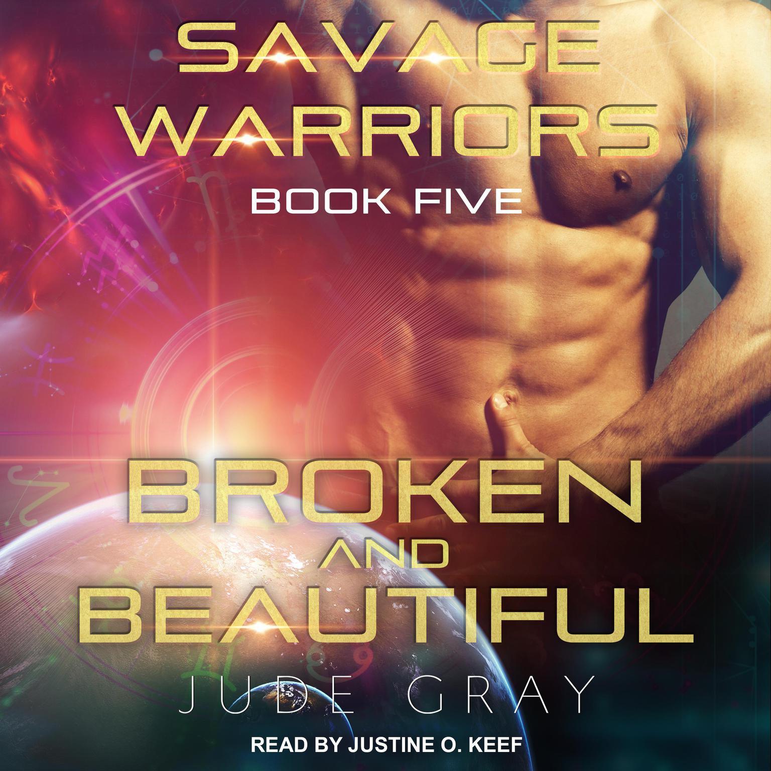 Broken and Beautiful Audiobook, by Jude Gray