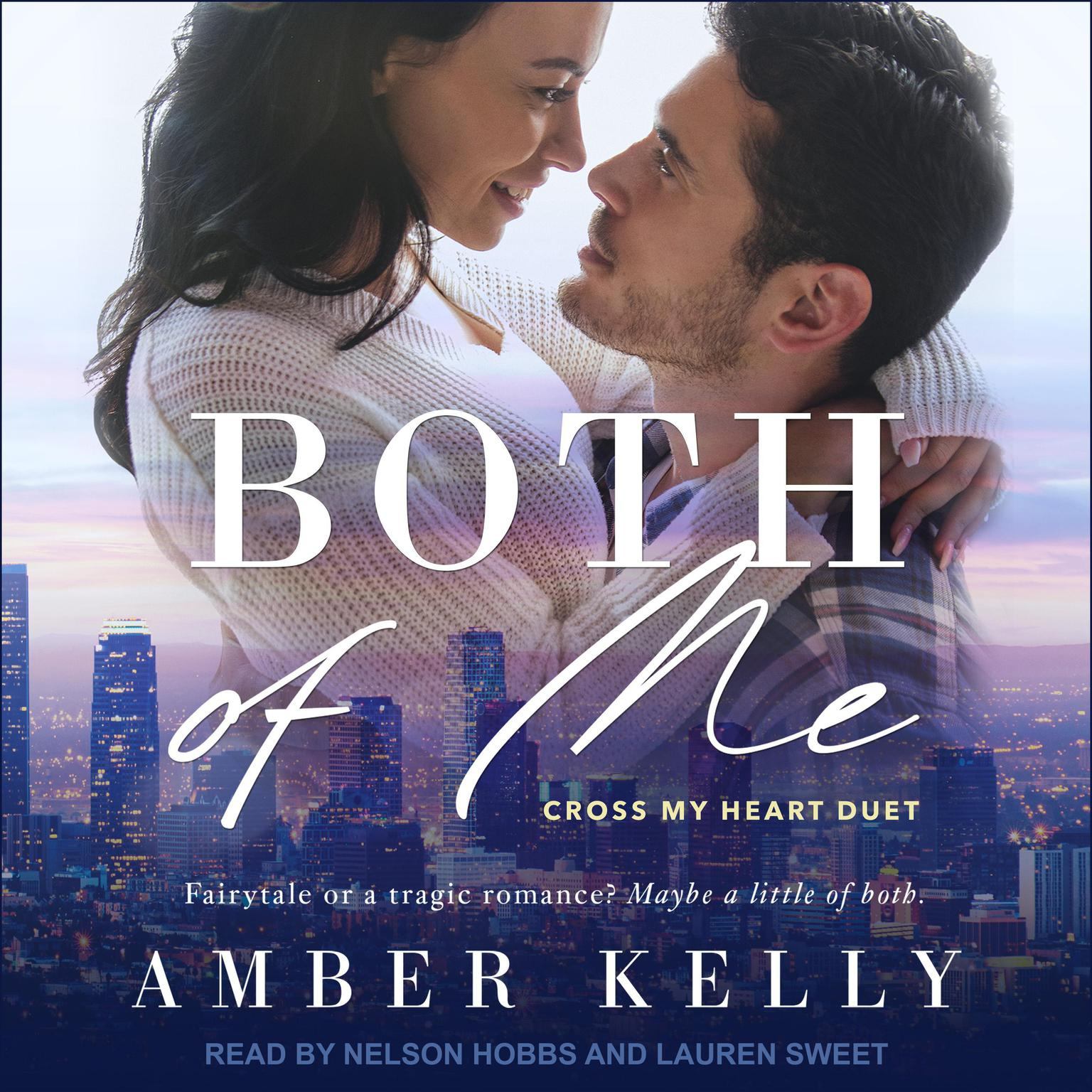 Printable Both of Me Audiobook Cover Art
