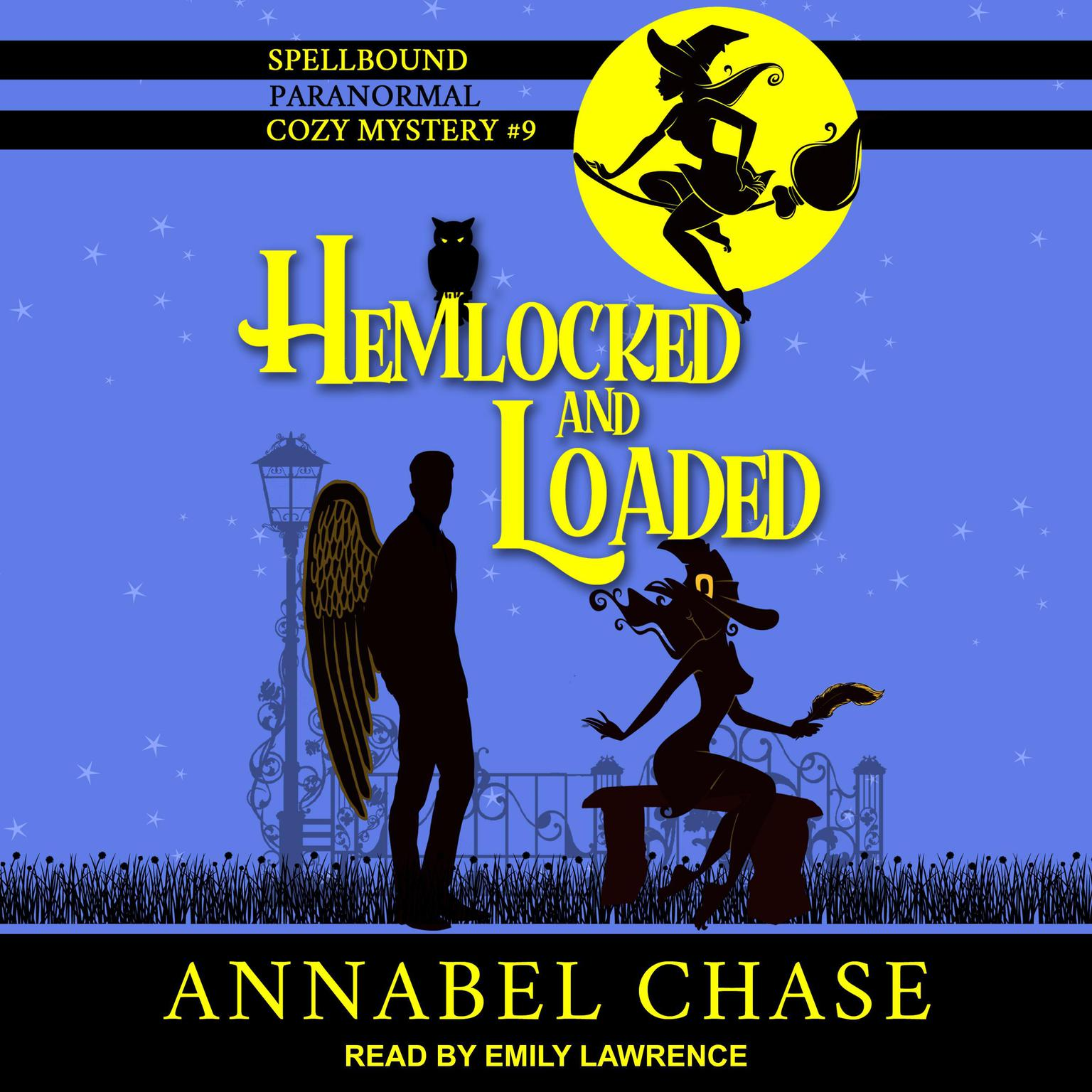 Hemlocked and Loaded Audiobook, by Annabel Chase