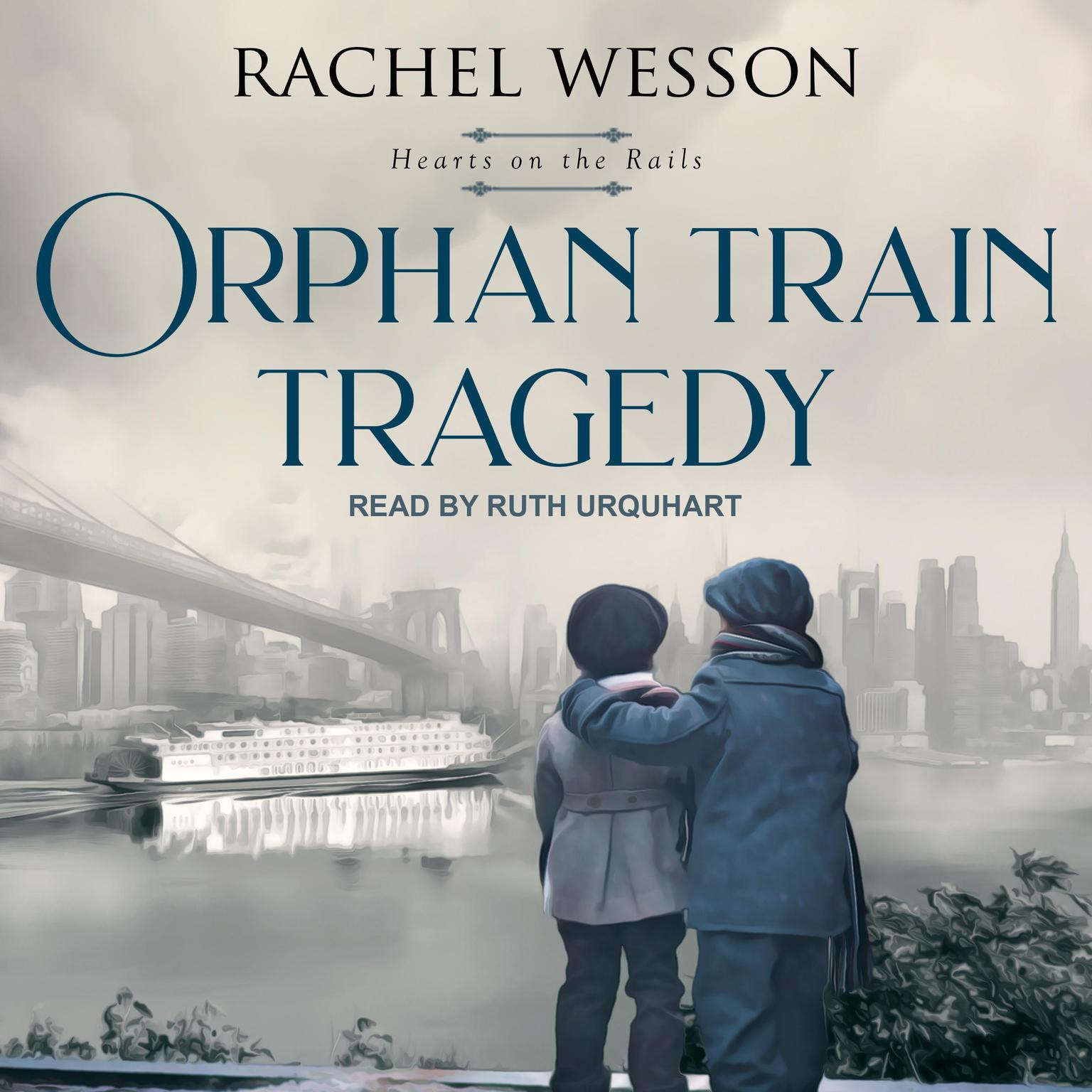 Printable Orphan Train Tragedy Audiobook Cover Art