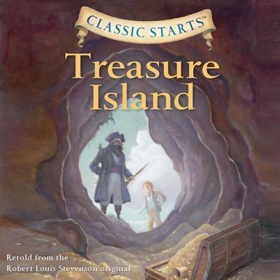 Treasure Island Audiobook, by