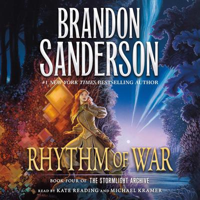 Rhythm of War: Book Four of The Stormlight Archive Audiobook, by