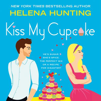 Kiss My Cupcake Audiobook, by Helena Hunting