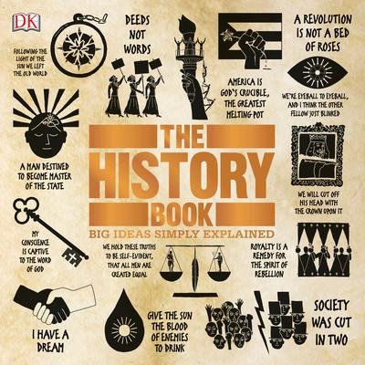 The History Book: Big Ideas Simply Explained Audiobook, by