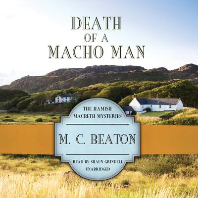 Death of a Macho Man Audiobook, by