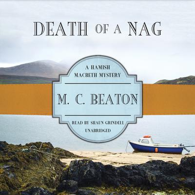 Death of a Nag Audiobook, by
