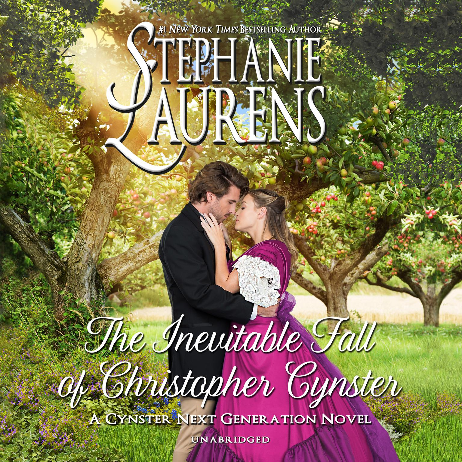 The Inevitable Fall of Christopher Cynster Audiobook, by Stephanie Laurens