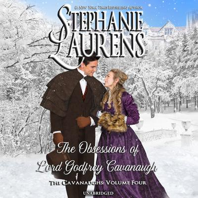 The Obsessions of Lord Godfrey Cavanaugh Audiobook, by Stephanie Laurens