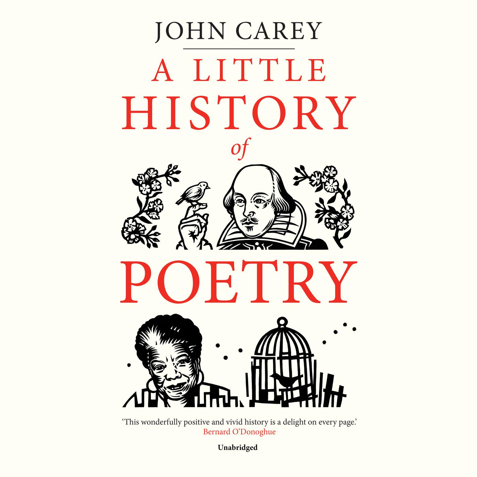 A Little History of Poetry Audiobook, by John Carey