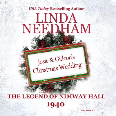 1940: Josie and Gideon's Christmas Wedding Audiobook, by
