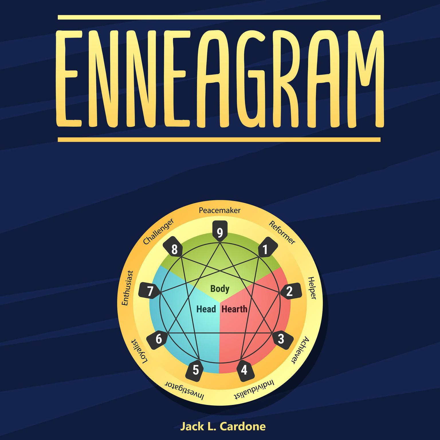 Printable Enneagram: A Complete Guide to Test and Discover 9 Personality Types, Develop Healthy Relationships, Grow Your Self-Awareness: A Complete Guide to Test and Discover 9 Personality Types, Develop Healthy Relationships, Grow Your Self-Awareness Audiobook Cover Art