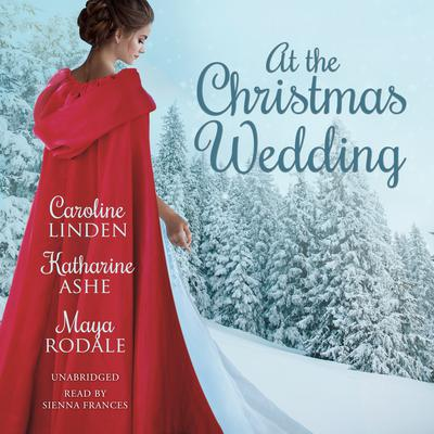 At the Christmas Wedding Audiobook, by