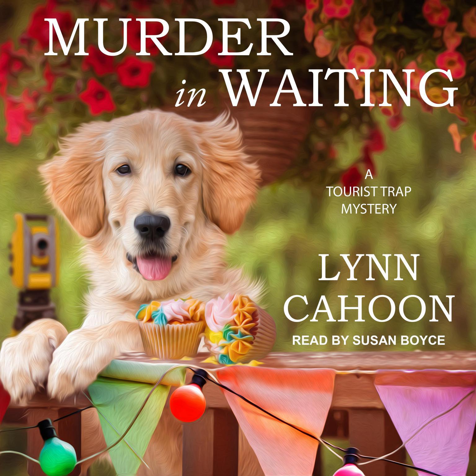Murder in Waiting Audiobook, by Lynn Cahoon