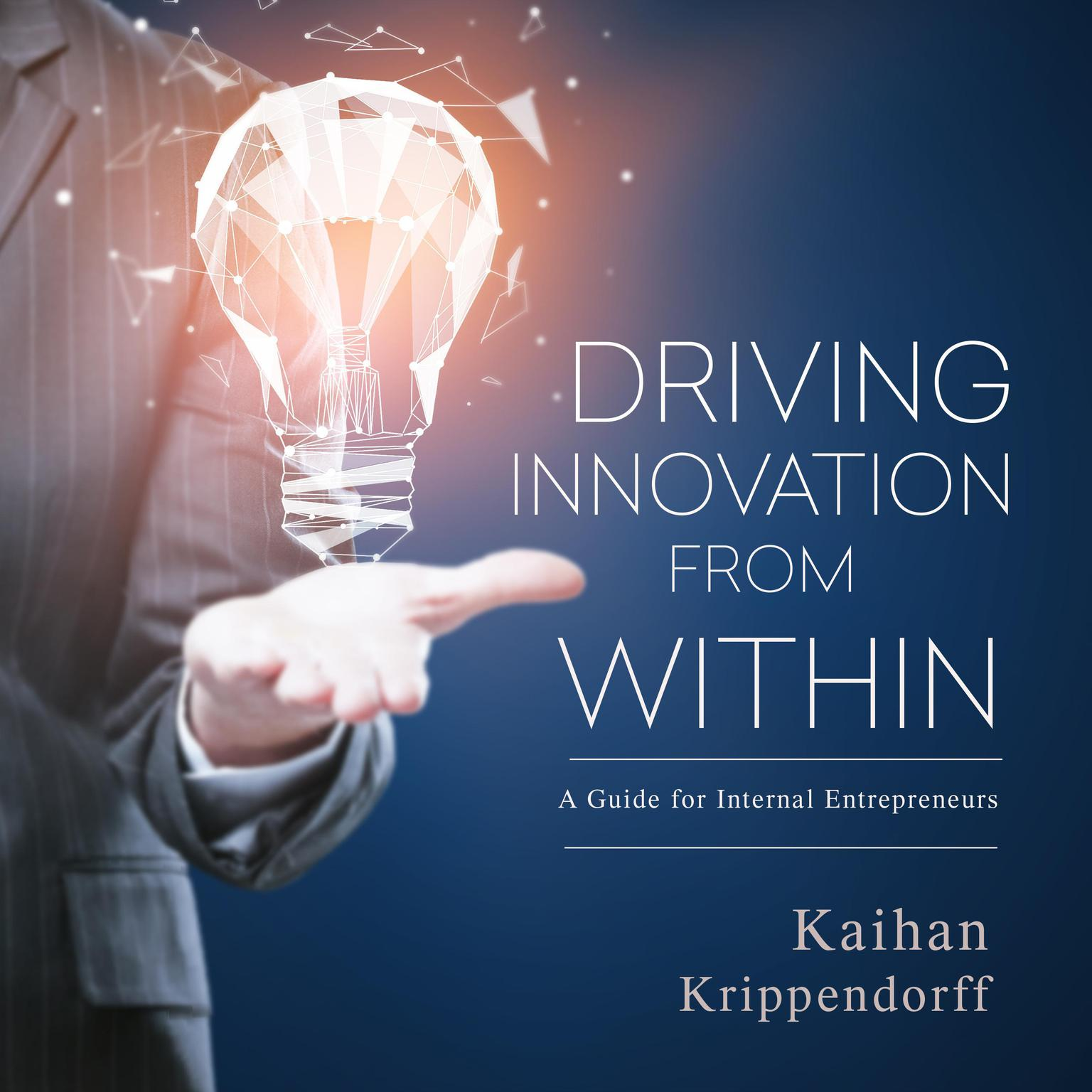 Printable Driving Innovation from Within: A Guide for Internal Entrepreneurs Audiobook Cover Art