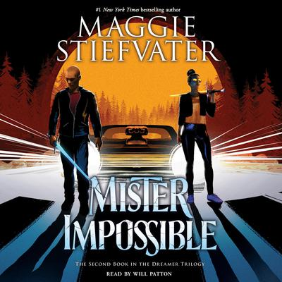 Mister Impossible Audiobook, by Maggie Stiefvater