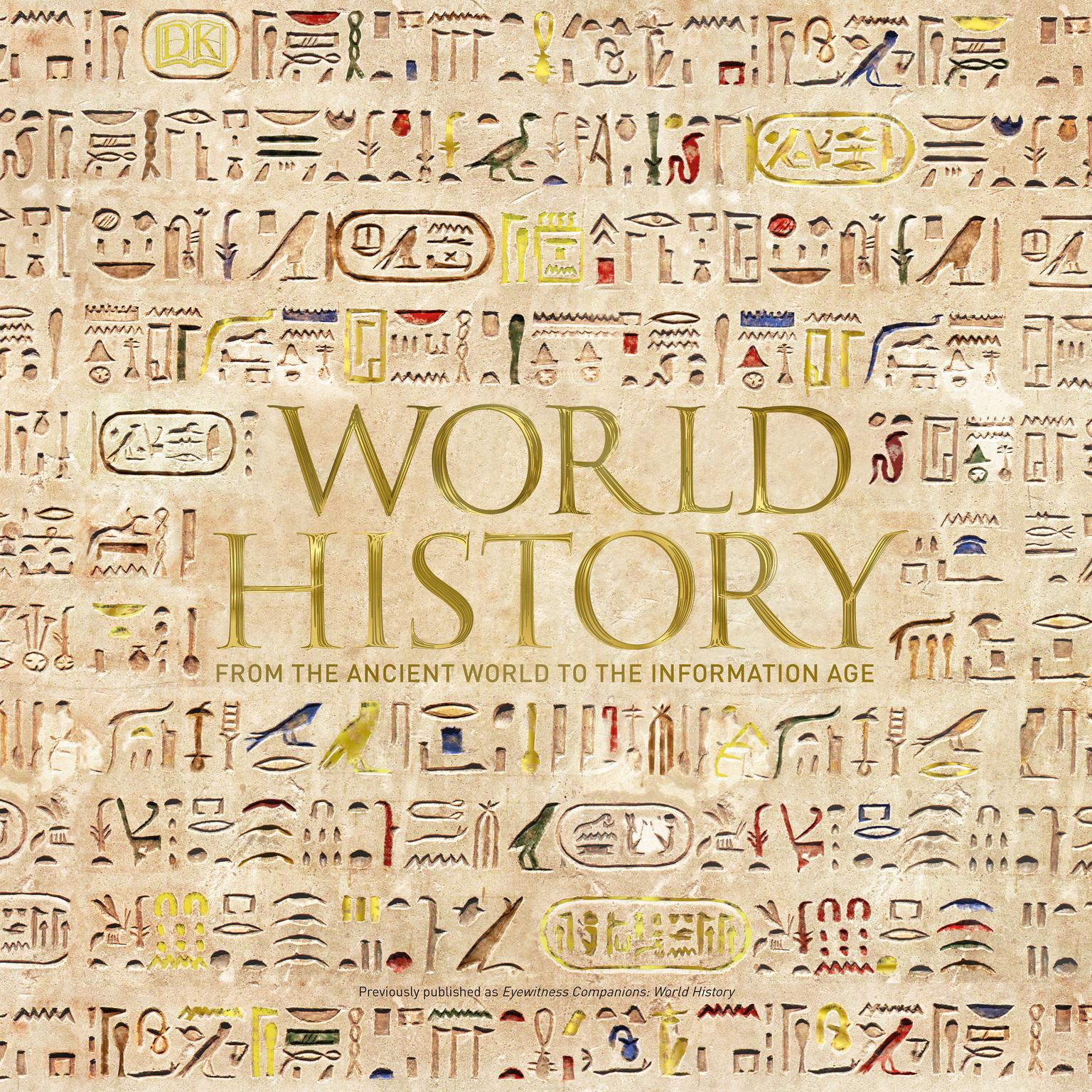 Printable World History: From the Ancient World to the Information Age Audiobook Cover Art