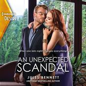 An Unexpected Scandal Audiobook, by Jules Bennett
