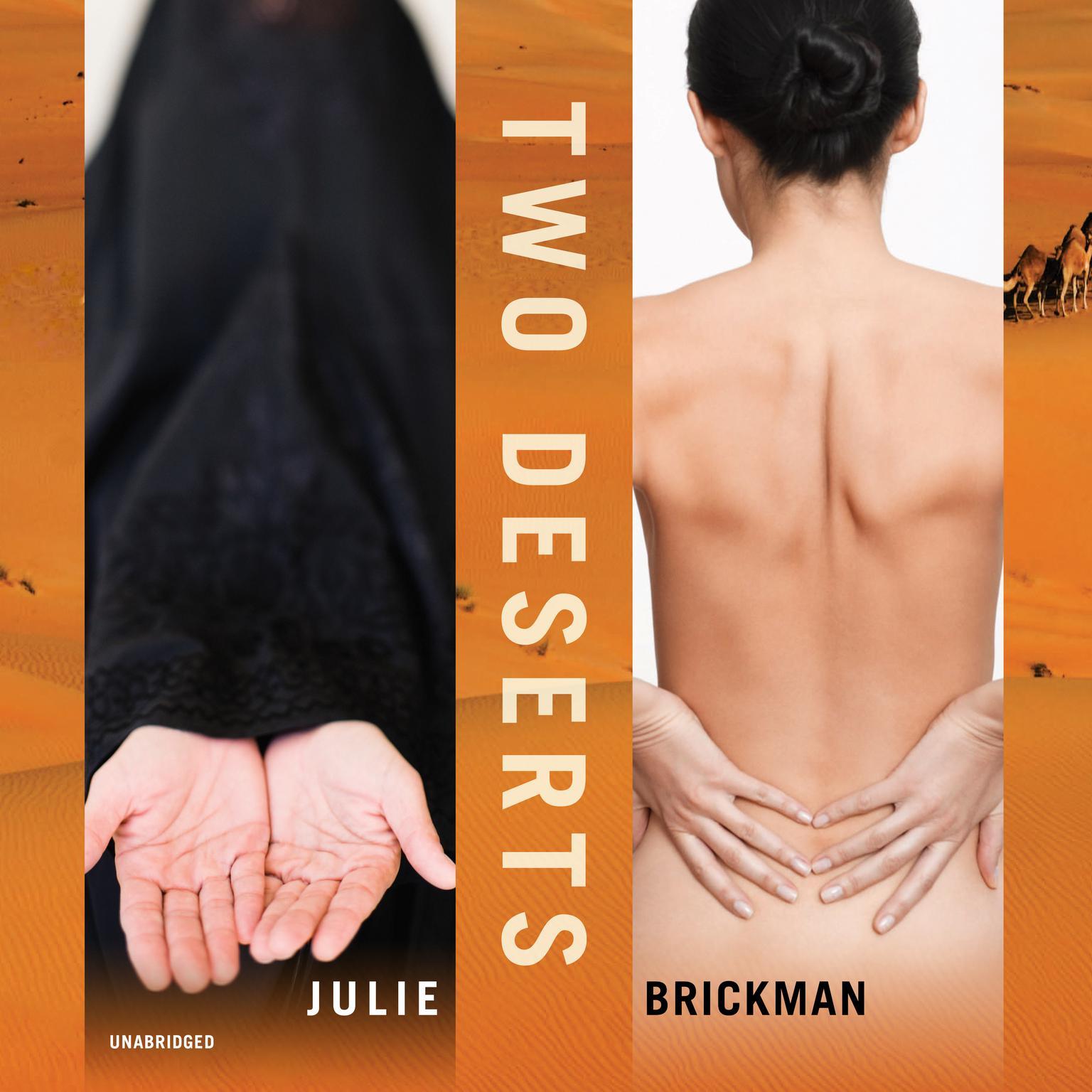 Two Deserts: Stories Audiobook, by Julie Brickman