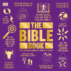 The Bible Book: Big Ideas Simply Explained Audiobook, by DK  Books