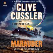 Marauder Audiobook, by Clive Cussler, Boyd Morrison