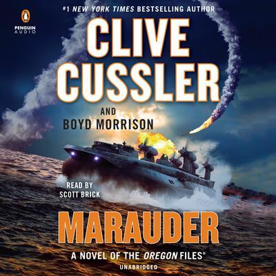 Marauder Audiobook, by