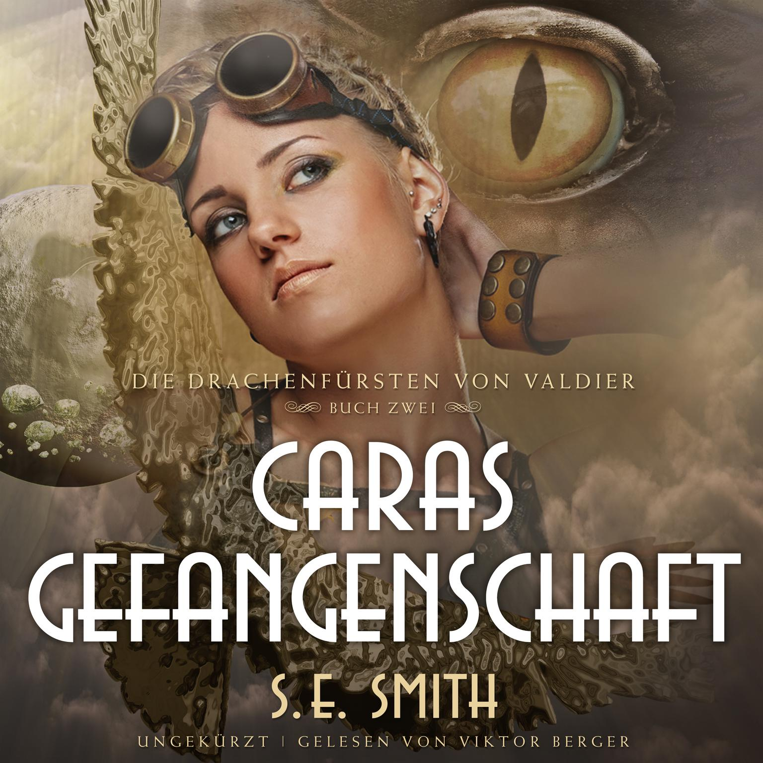 Printable Caras Gefangenschaft Audiobook Cover Art