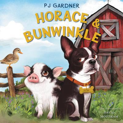 Horace & Bunwinkle Audiobook, by PJ Gardner