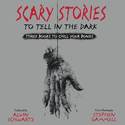 Scary Stories Audio Collection Audiobook, by Alvin Schwartz