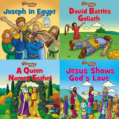 The Beginners Bible Childrens Collection Audiobook, by Zondervan