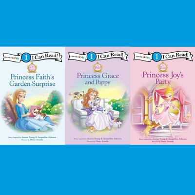 The Princess Parables Collection: Level 1 Audiobook, by Jacqueline Kinney Johnson