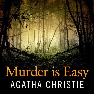 Murder Is Easy Audiobook, by Agatha Christie
