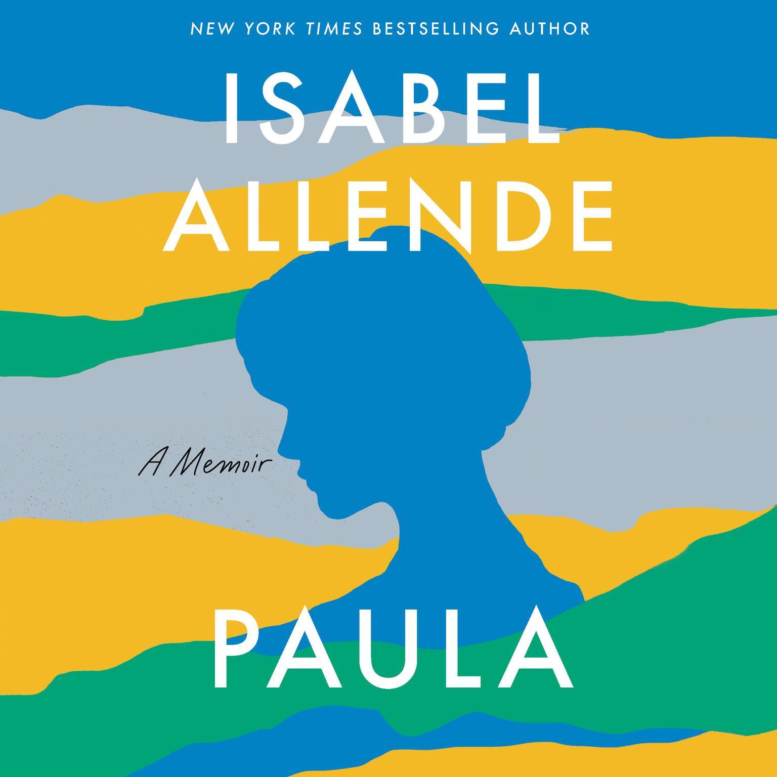 Printable Paula: A Memoir Audiobook Cover Art