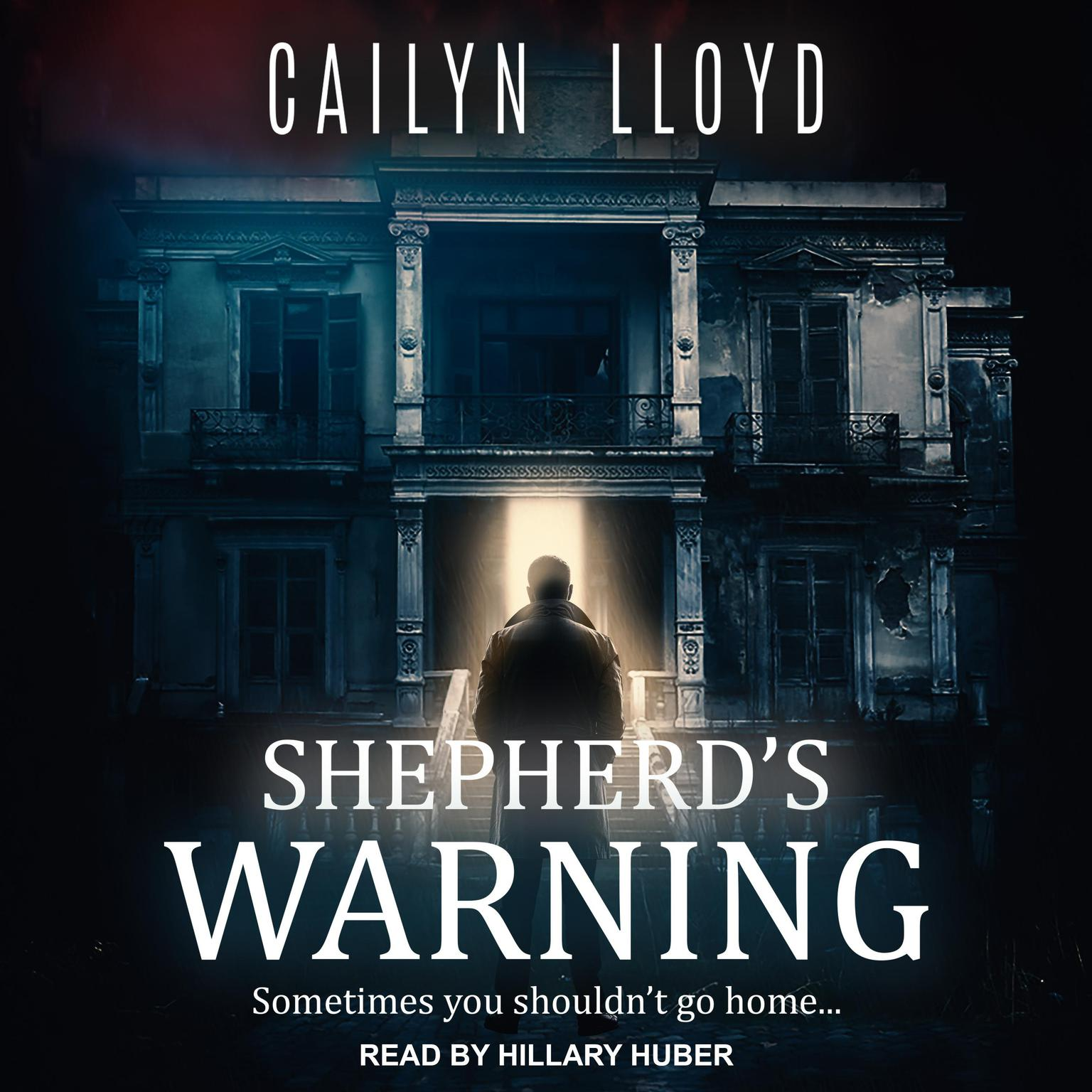 Printable Shepherd's Warning Audiobook Cover Art