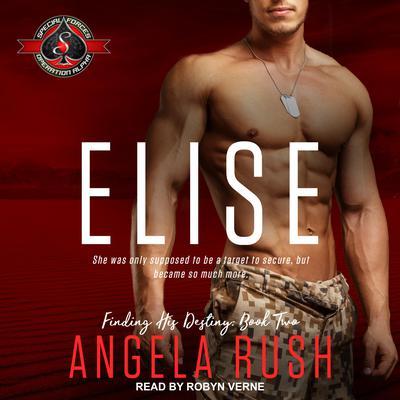 Elise Audiobook, by Angela Rush