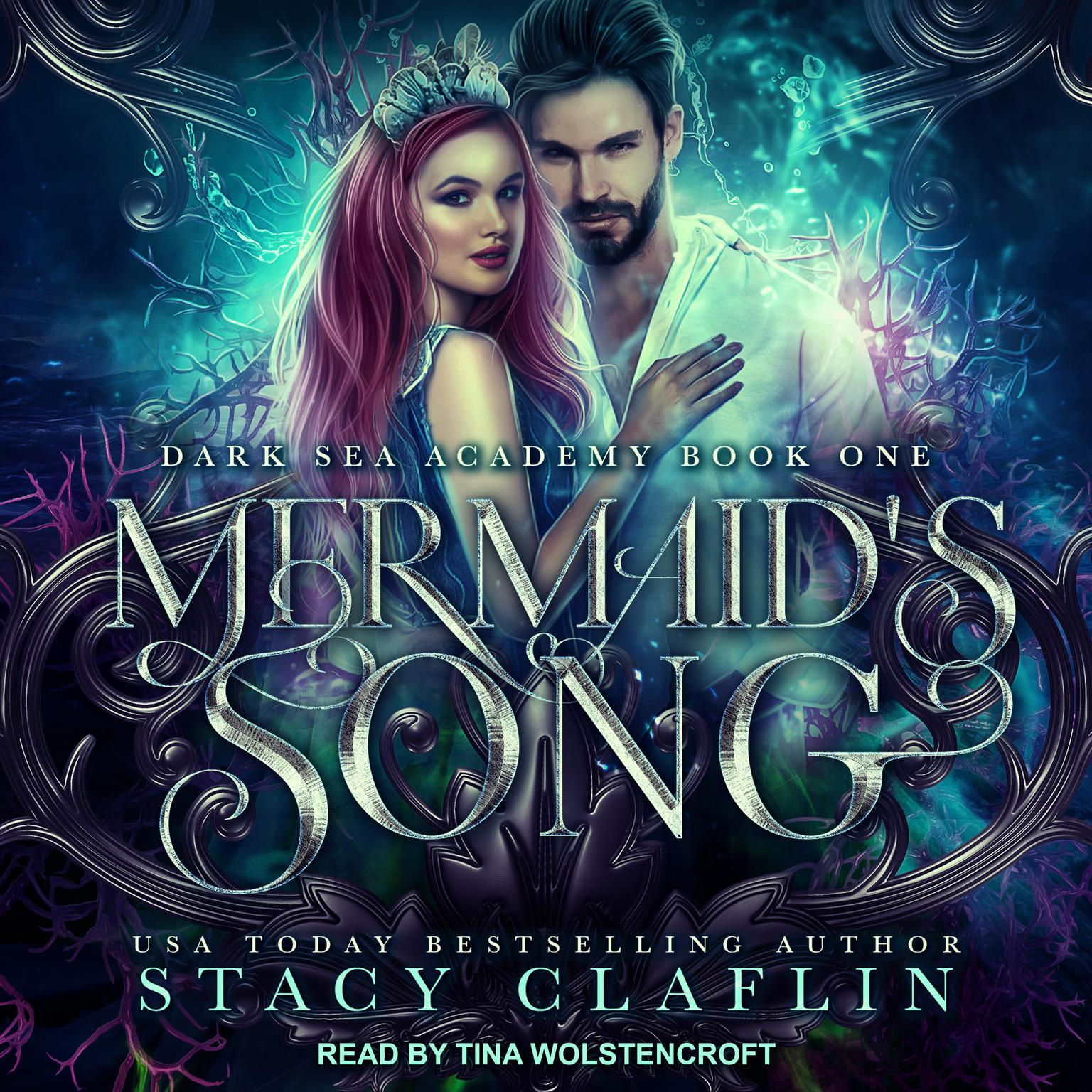 Printable Mermaid's Song Audiobook Cover Art