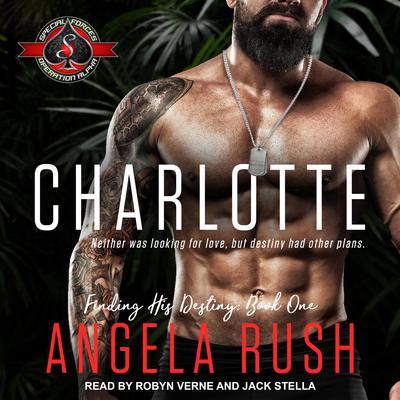 Charlotte Audiobook, by Angela Rush