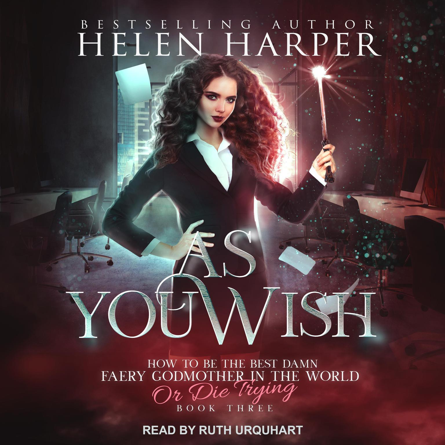 Printable As You Wish Audiobook Cover Art