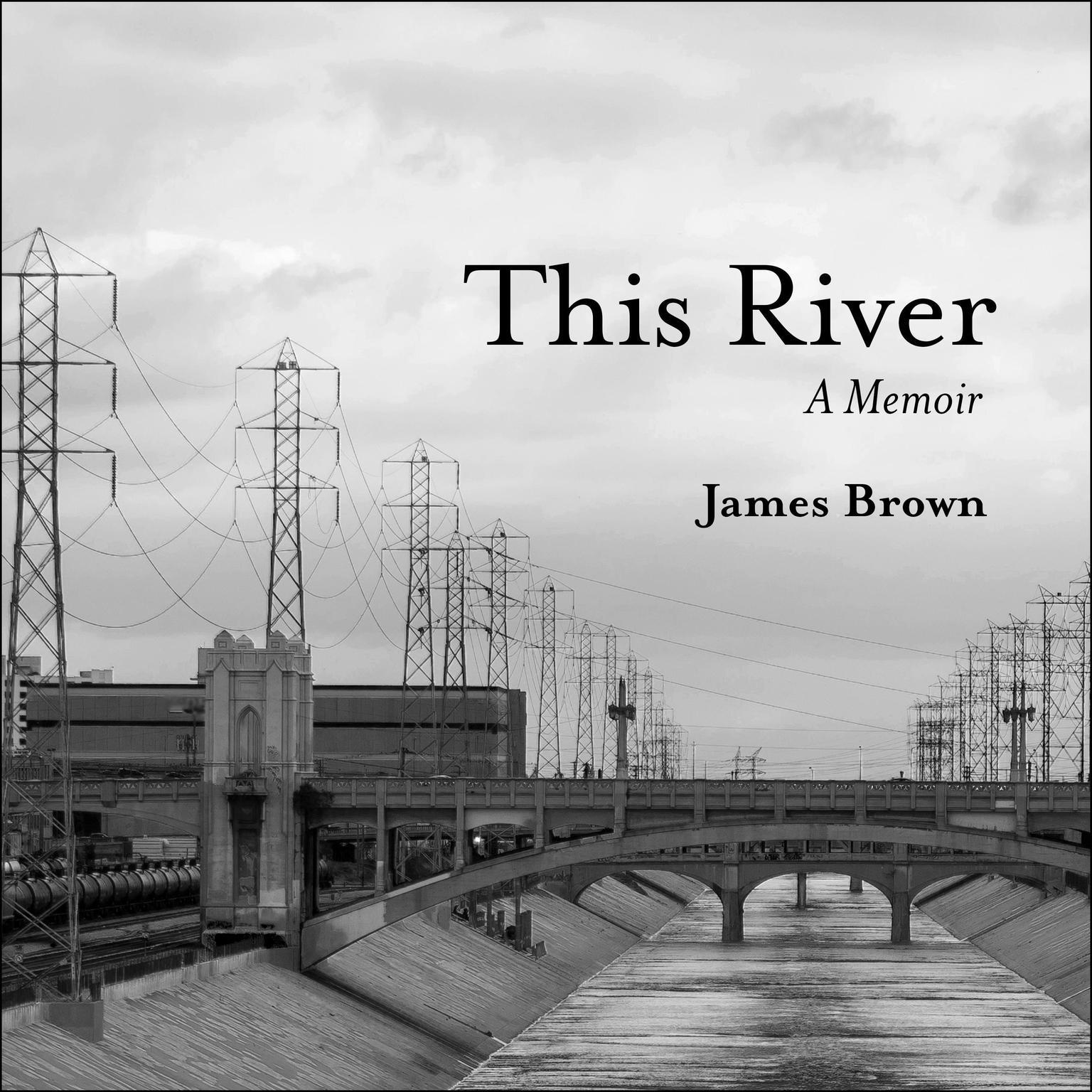 Printable This River: A Memoir Audiobook Cover Art