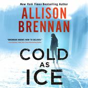 Cold as Ice Audiobook, by Allison Brennan