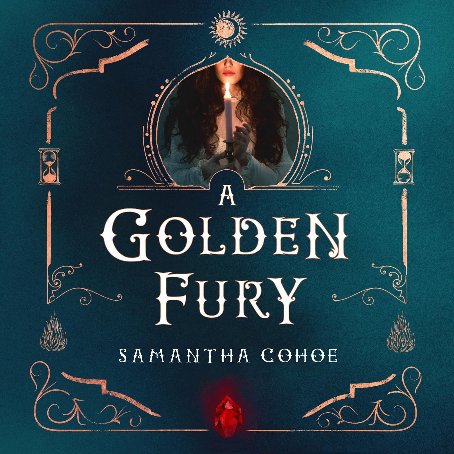 A Golden Fury: A Novel Audiobook, by Samantha Cohoe