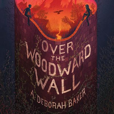 Over the Woodward Wall Audiobook, by A. Deborah Baker