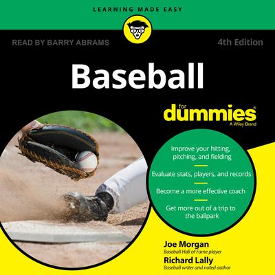 Baseball for Dummies: 4th Edition Audiobook, by