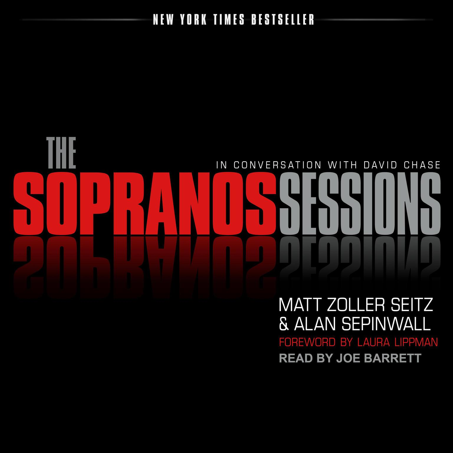 Printable The Sopranos Sessions Audiobook Cover Art
