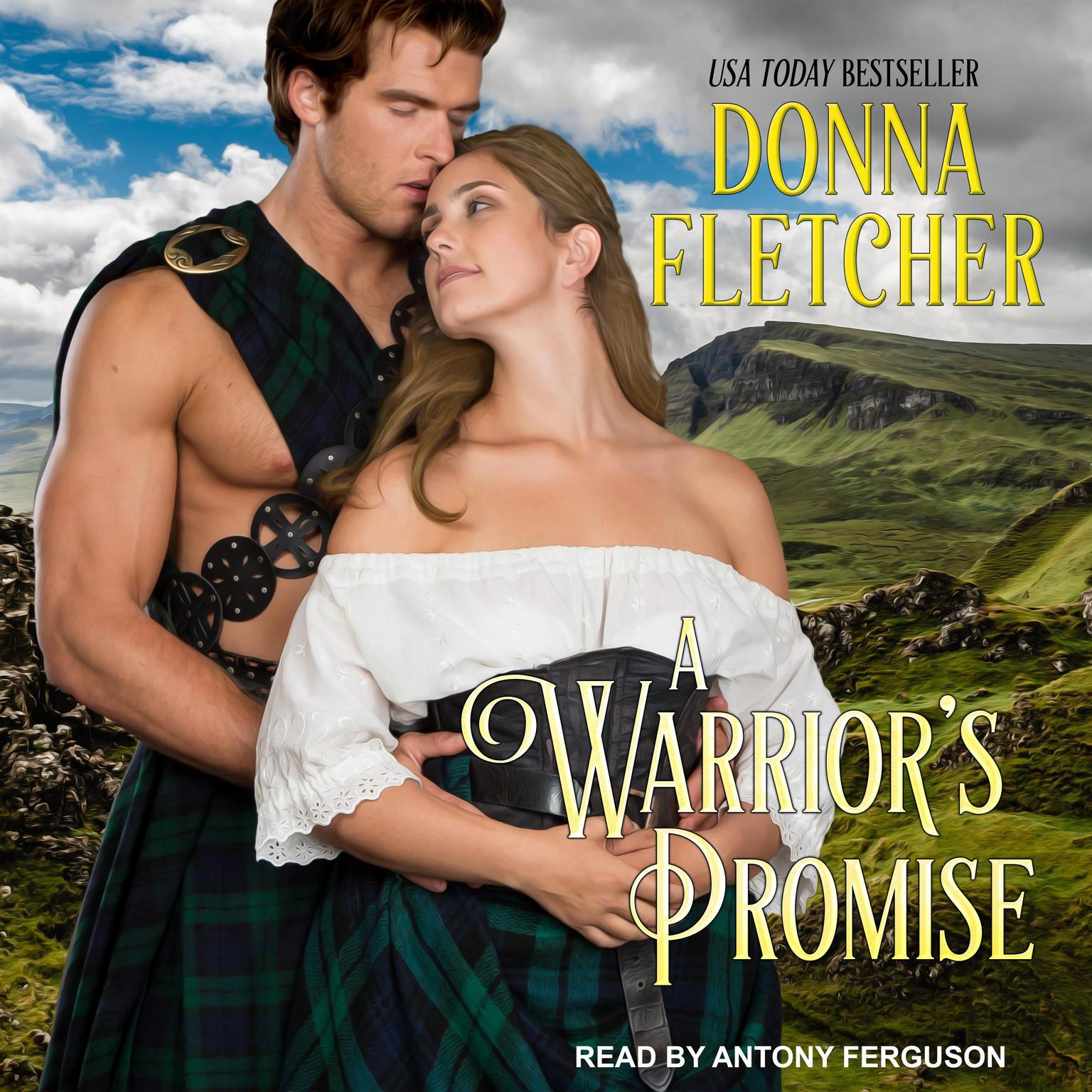 A Warriors Promise Audiobook, by Donna Fletcher