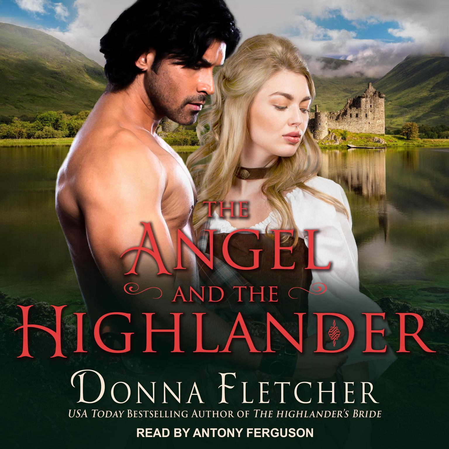Printable The Angel and the Highlander Audiobook Cover Art