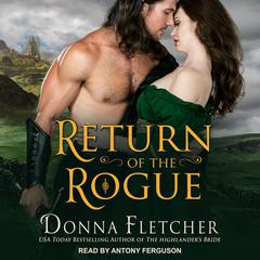 Return of the Rogue Audiobook, by Donna Fletcher