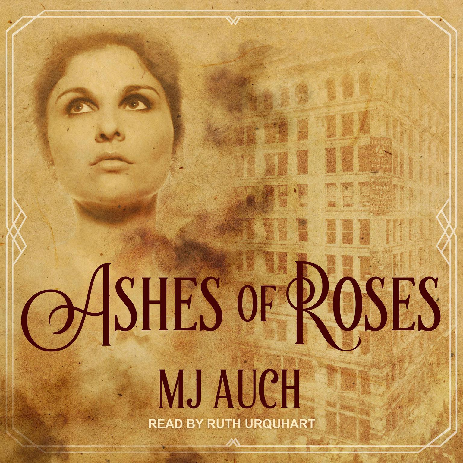 Printable Ashes of Roses Audiobook Cover Art