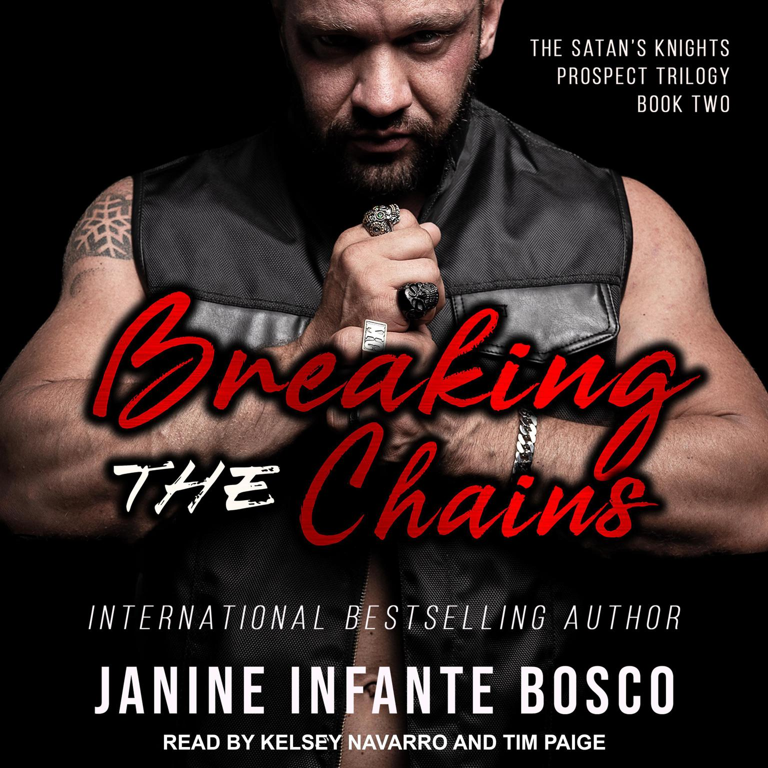 Printable Breaking The Chains Audiobook Cover Art