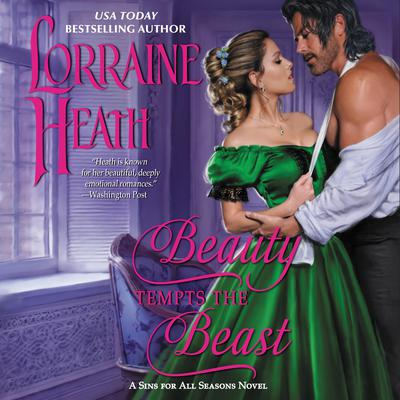 Beauty Tempts the Beast: A Sins for All Season Novel Audiobook, by